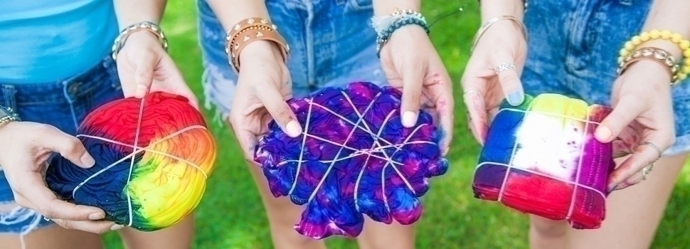 Picture of Tulip Tie Dye kits