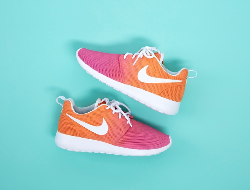 Picture of DIY Custom Ombre Shoes