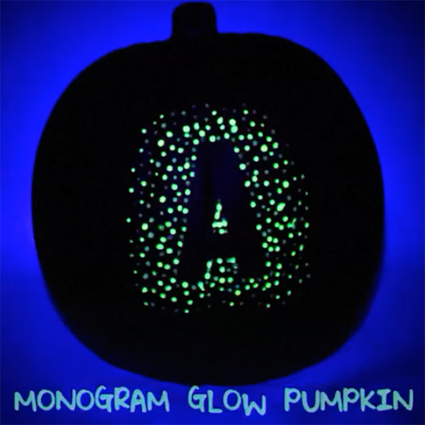 8 Glow in the Dark Pumpkin DIYs