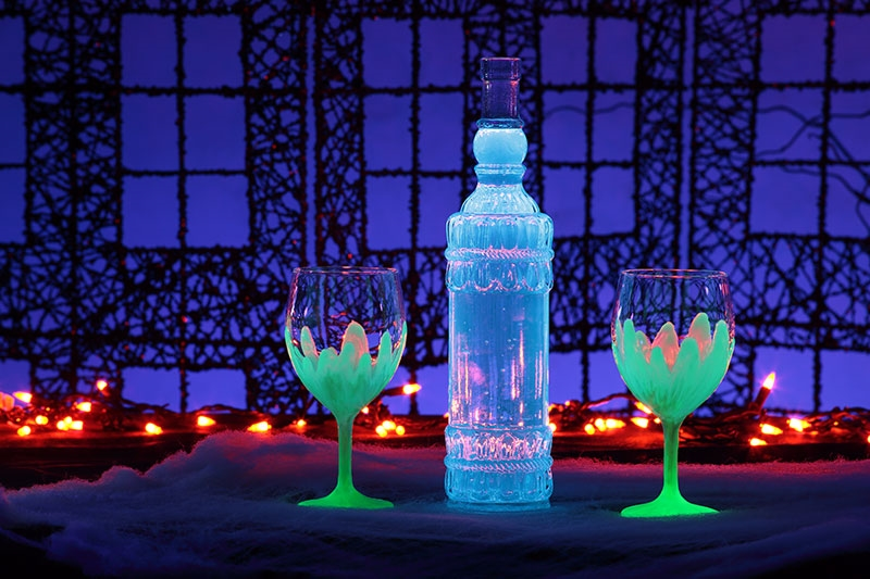 Picture of Ghoulish Glow Goblets