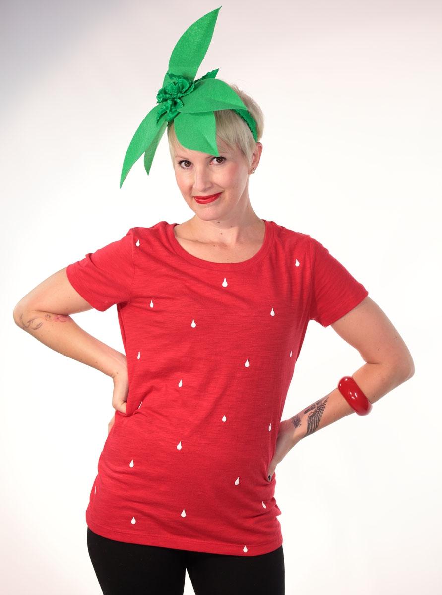 Last-Minute T-shirt Costume DIYs