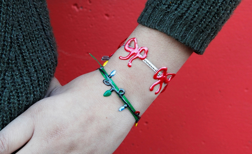Picture of Holiday DIY Bracelets