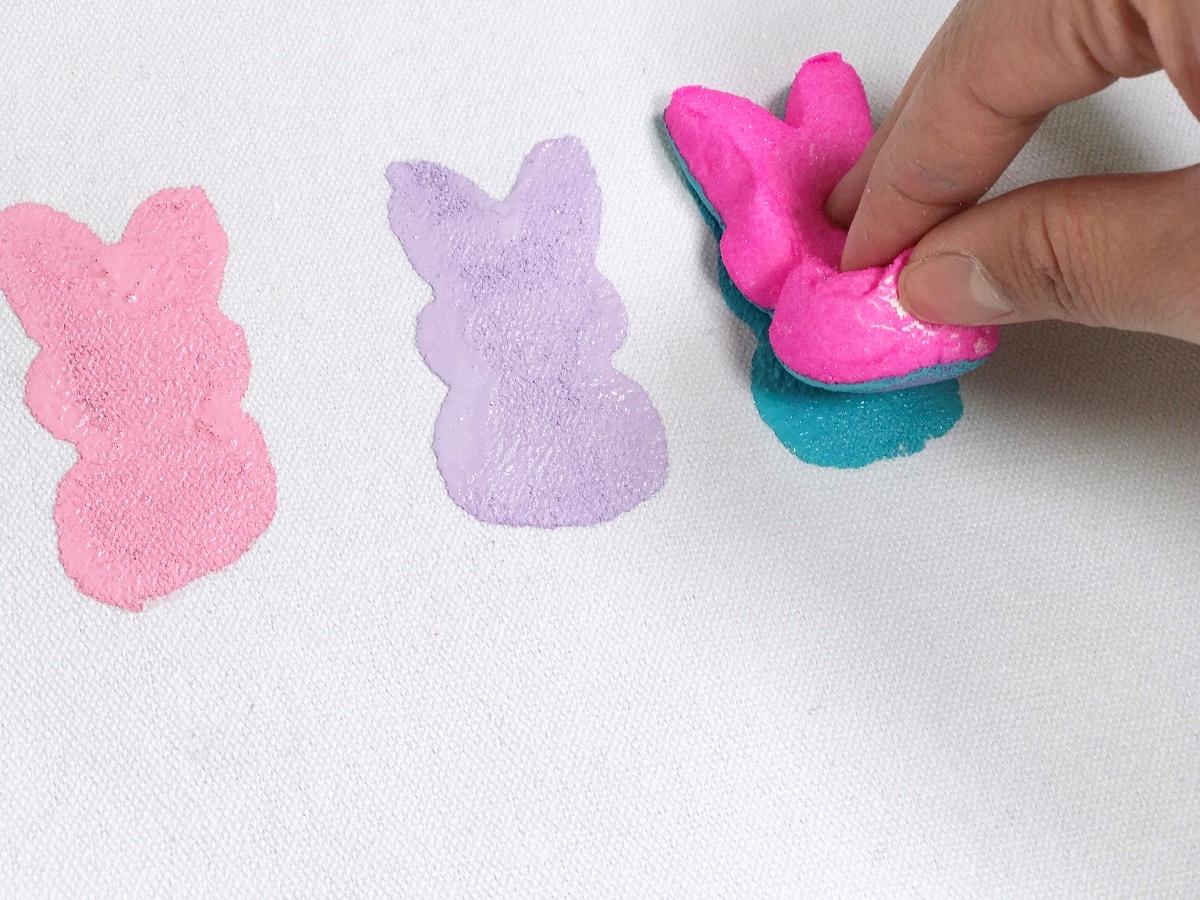Peeps Bunny Tote