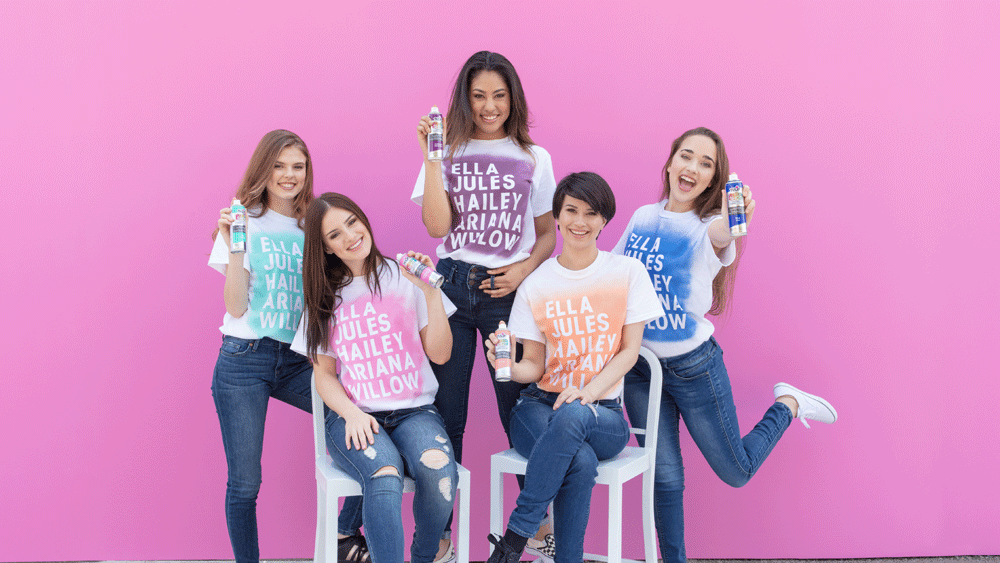 Picture of Squad Goals Shirts with ColorShot