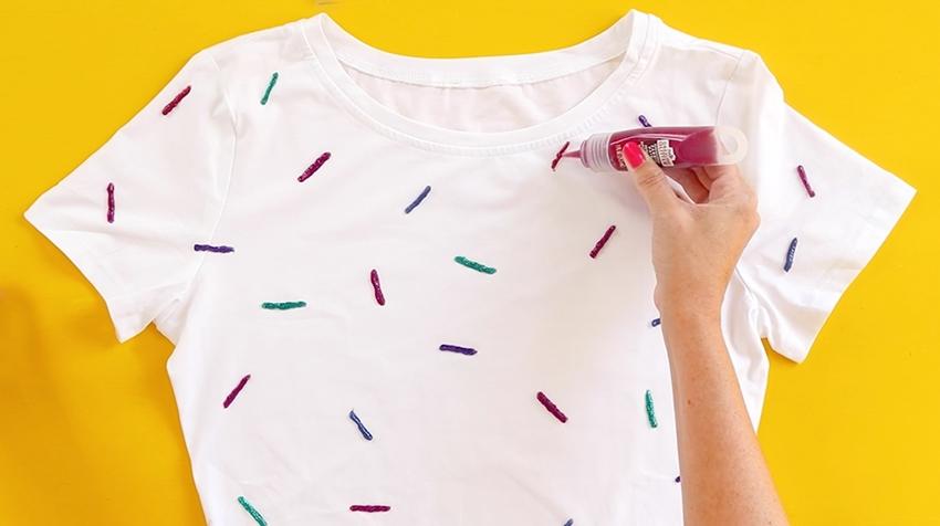Easy Ice Cream Cone Costume Tutorial
