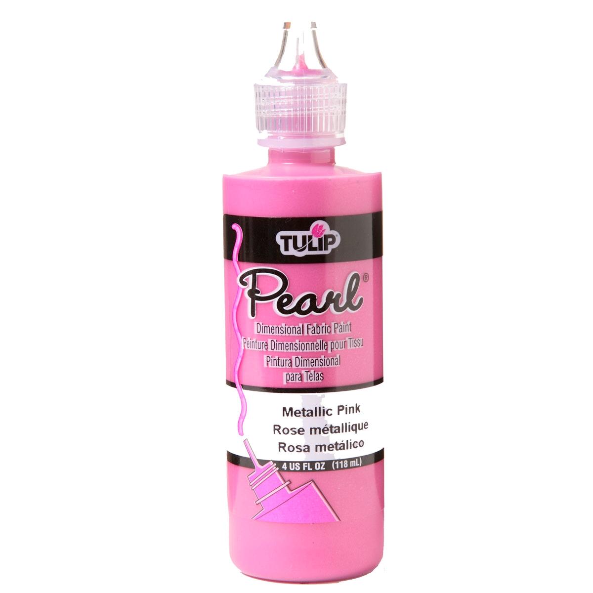 Picture of Metallic Pink 4 oz.