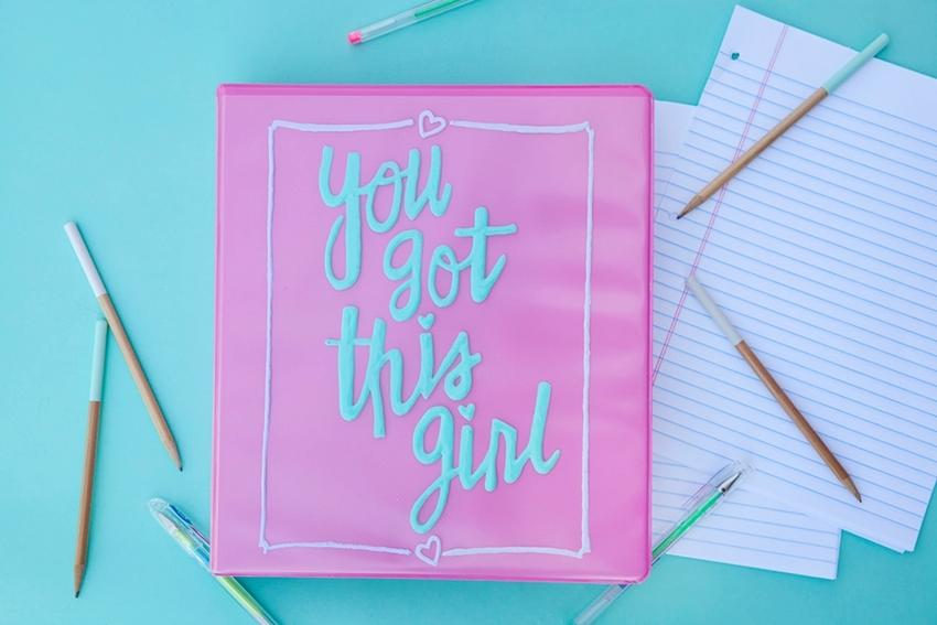 Motivational Quote Art