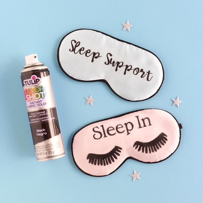 Tulip ColorShot Wellness Custom Sleeping Mask