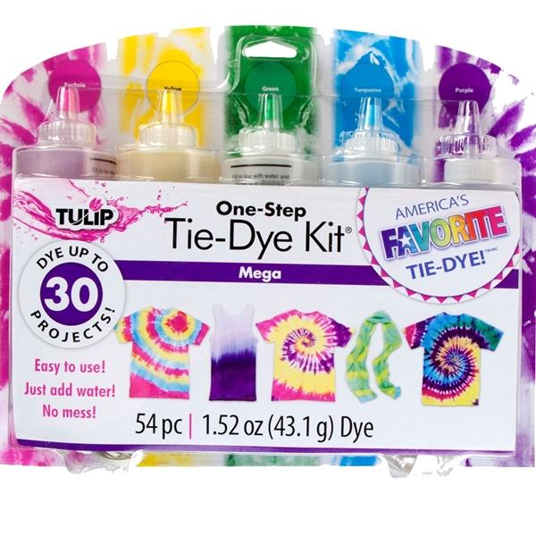 Picture of Tulip® Mega Tie-Dye Kit