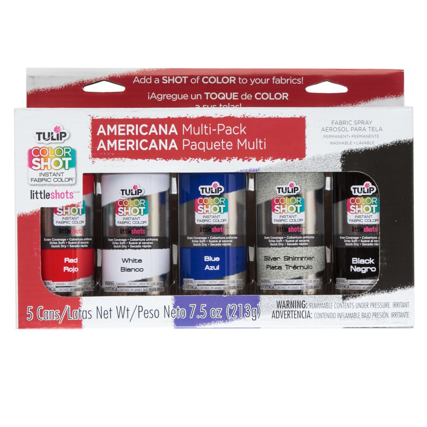 Picture of ColorShot Americana 5 Pack