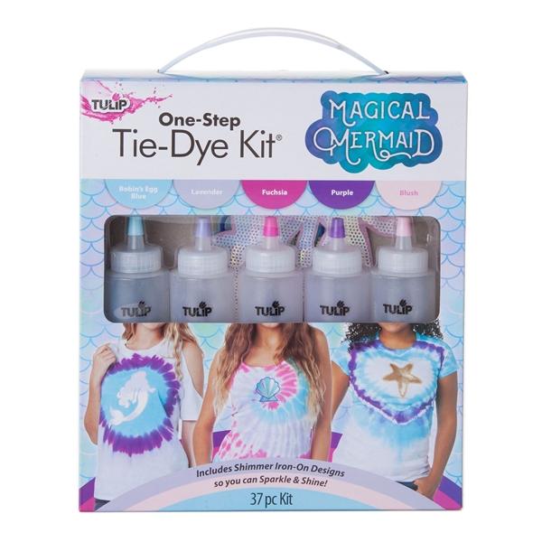 Magical Mermaid Tie-Dye Kit