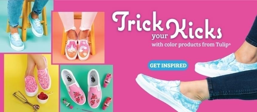 Trick Your Kicks