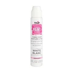 Picture of Tulip® Fabric Paint Dauber White