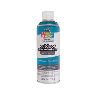 Picture of ColorShot Outdoor Peacock