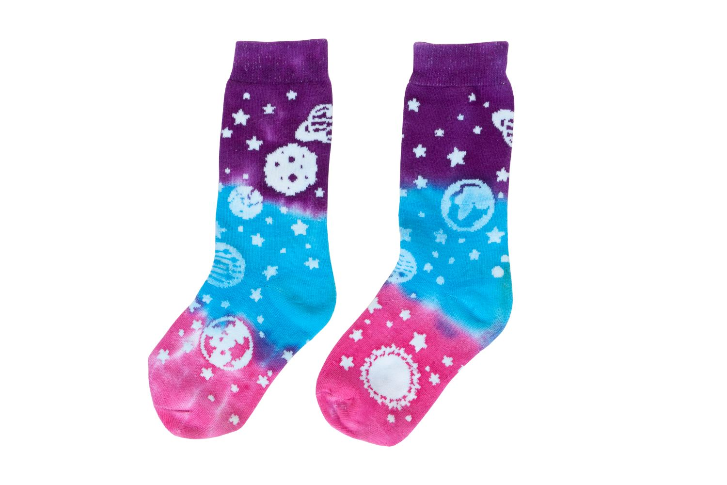 Picture of Tulip® Kid Crazy Socks Galaxy