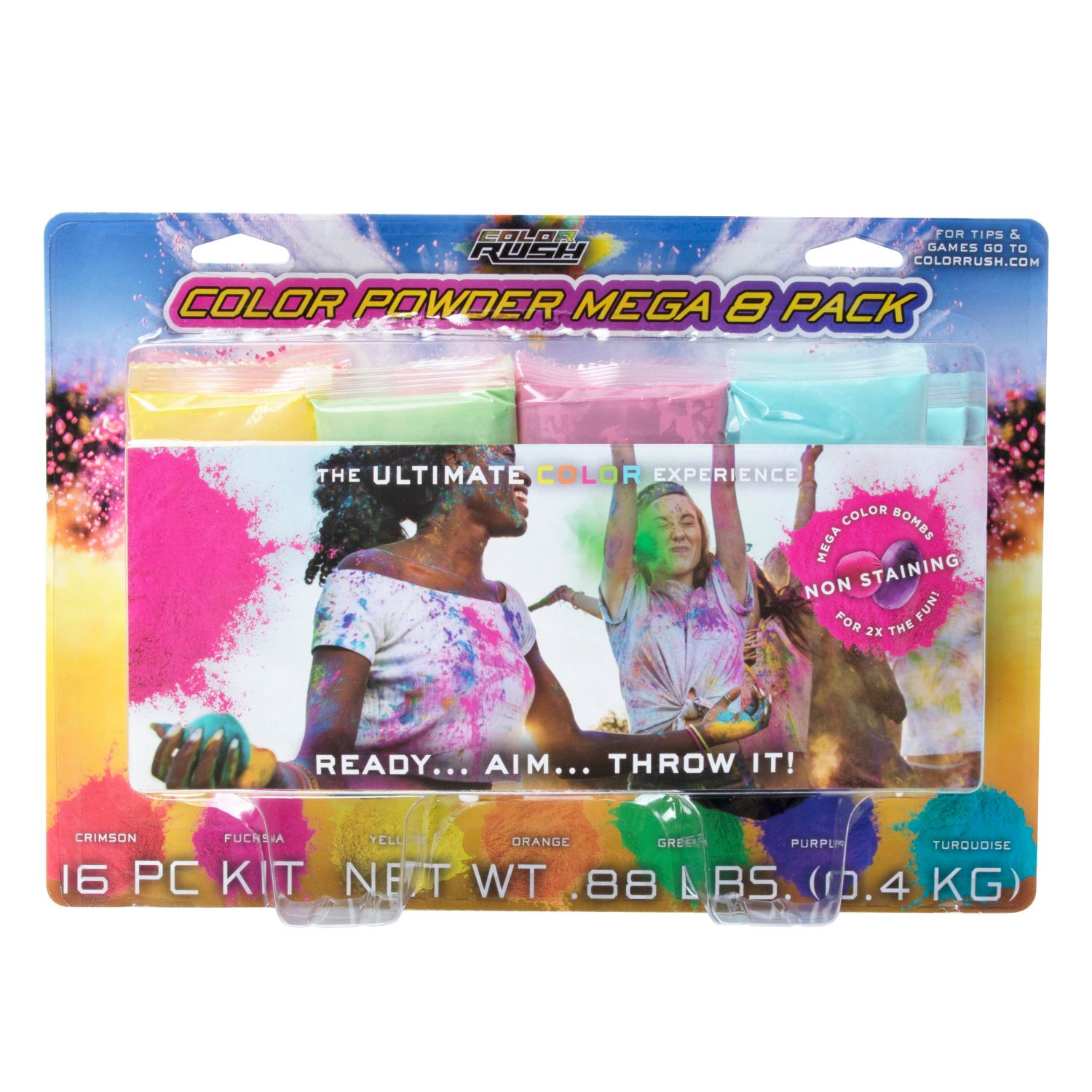 Picture of Color Power Mega 8 Pack