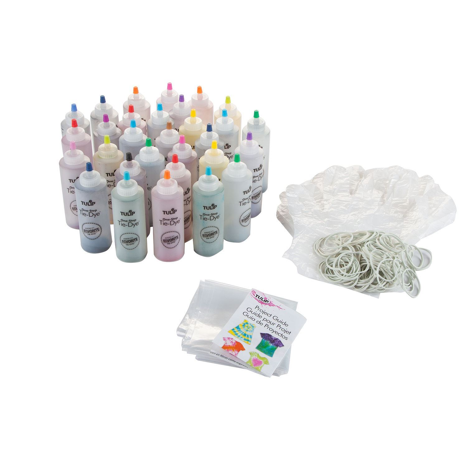 Tulip One Step Ultimate Tie Dye Bundle