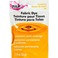 Picture of Tulip® Permanent Fabric Dye Sunshine