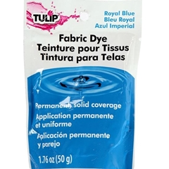 Picture of Tulip® Permanent Fabric Dye Royal Blue