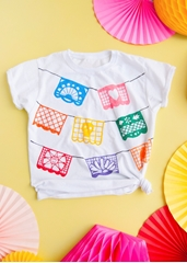 Picture of DIY Papel Picado T-shirt