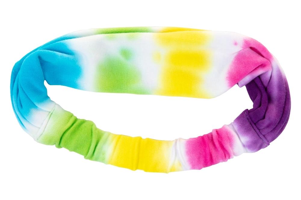Tulip Tie-Dye Fashion Kit - striped headband