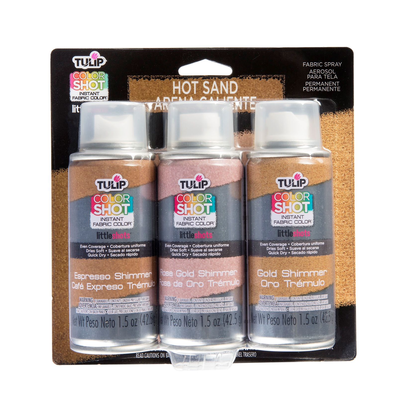 Picture of ColorShot Little Shots Hot Sand 3 Pack
