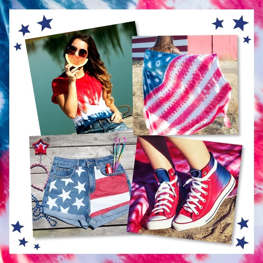 Picture of Americana Fashion DIYs