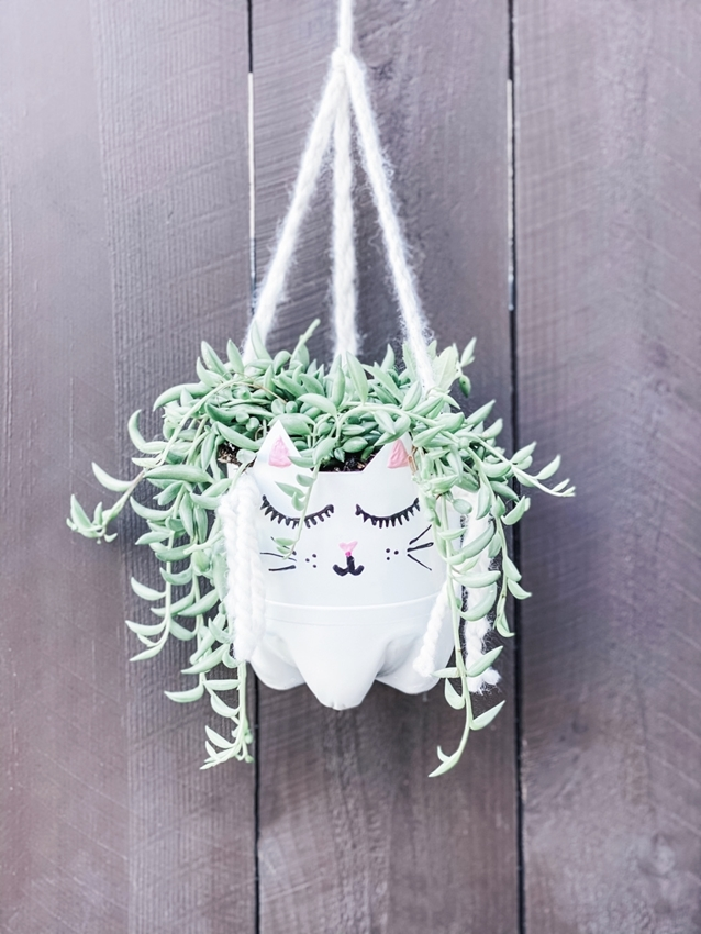 Picture of Upcycle Project: DIY Hanging Planter