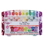 Picture of Kaleidoscope 12-Color Tie-Dye Kit