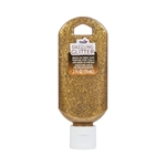 Picture of Dazzling Glitter Brush-On Fabric Paint Dazzling Gold 2 oz.