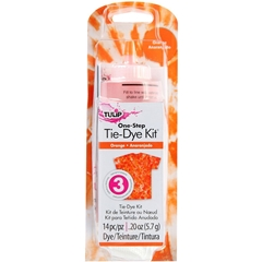 Tulip Orange 1 Color Tie Dye Kit