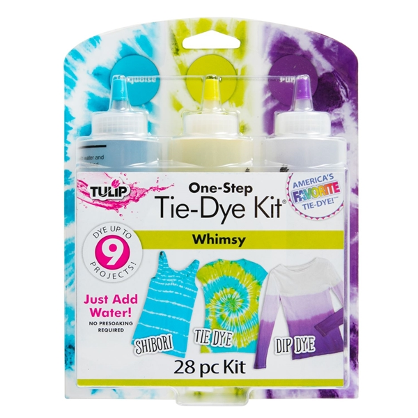 Picture of Tulip® One-Step Tie-Dye Kit Whimsy