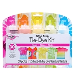 Neon 5-Color Tie-Dye Kit