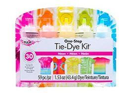 Picture of Rainbow 5-Color Tie-Dye Kit