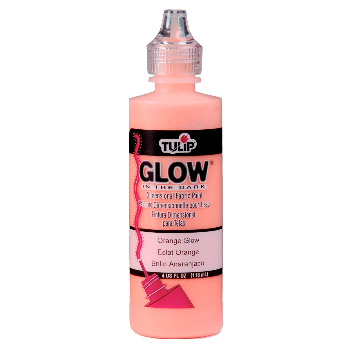 Picture of Orange Glow 4 oz.