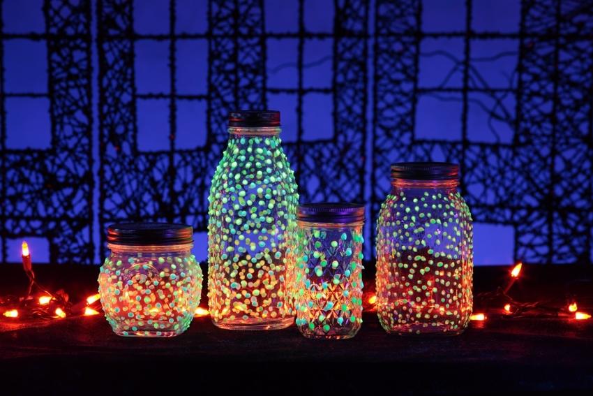 Glow Firefly Jars