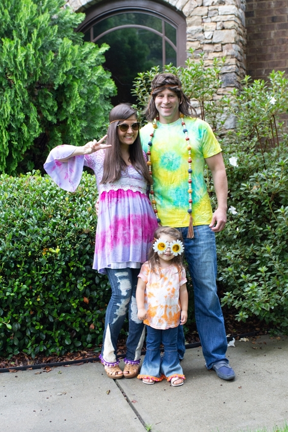 Picture of Easy Hippie Costumes