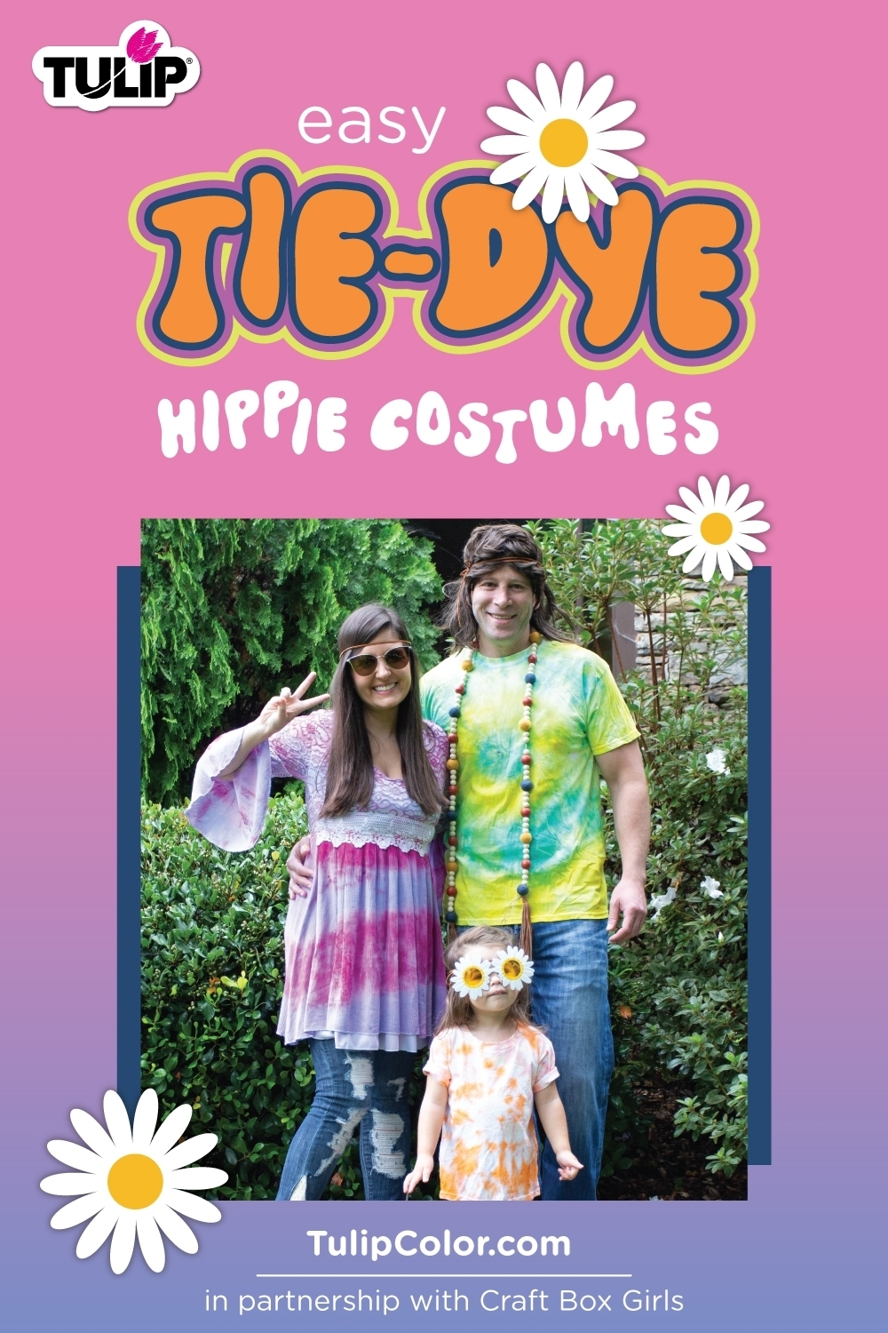 Easy Hippie Costumes