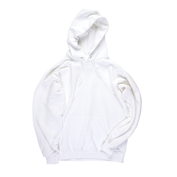Adult White Hoodies