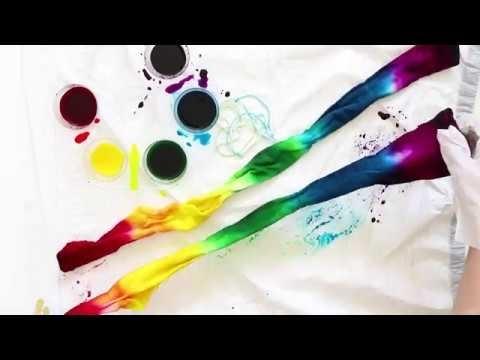 Walking Tie-Dye Kit Video