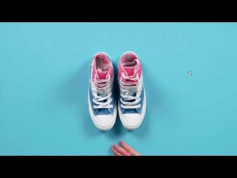 Tulip® Tie-Dye Kit Americana video - Shoe project