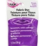 Picture of Tulip® Permanent Fabric Dye Purple