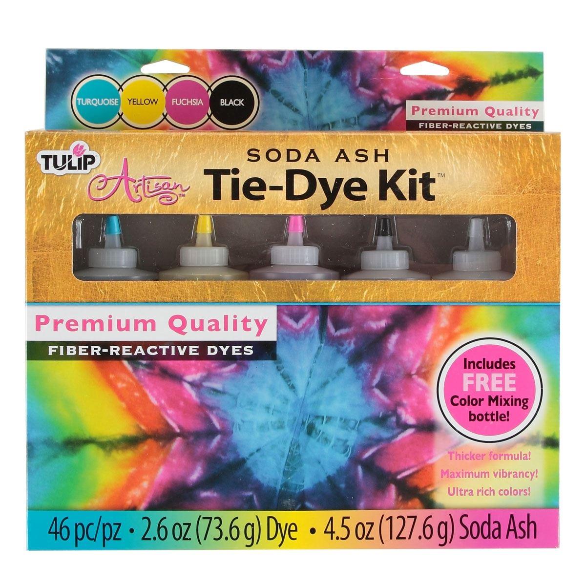 Picture of Tulip® Artisan Soda Ash Tie-Dye Kit