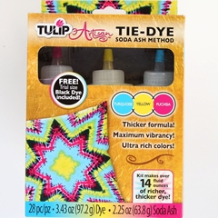 Picture of Tulip® Artisan Tie-Dye Soda Ash Method Kit