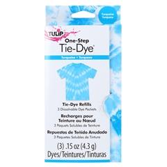 Tie Dye Refill Turquoise