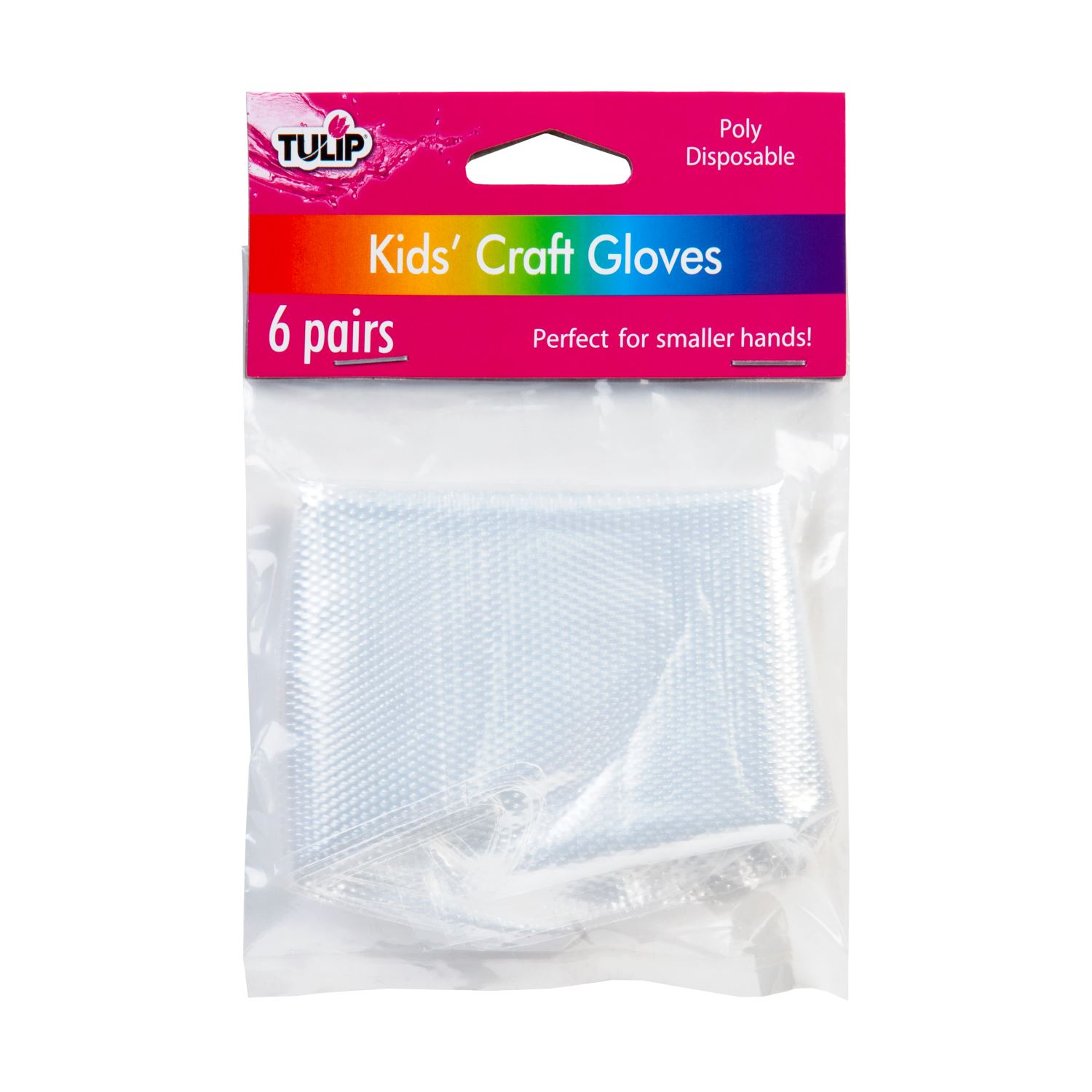 Picture of Tulip® Kids' Craft Gloves 6 Pairs