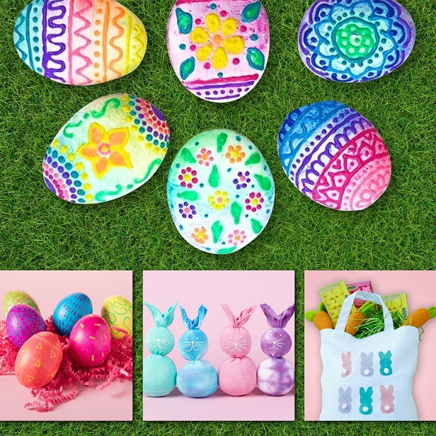 Picture of 4 Easy Easter Projects for All Ages