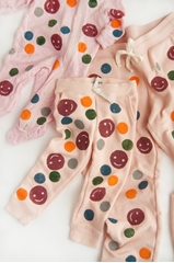 Picture of How to Use Fabric Paint for Matching Family PJs