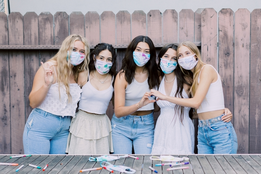 Personalized Face Masks