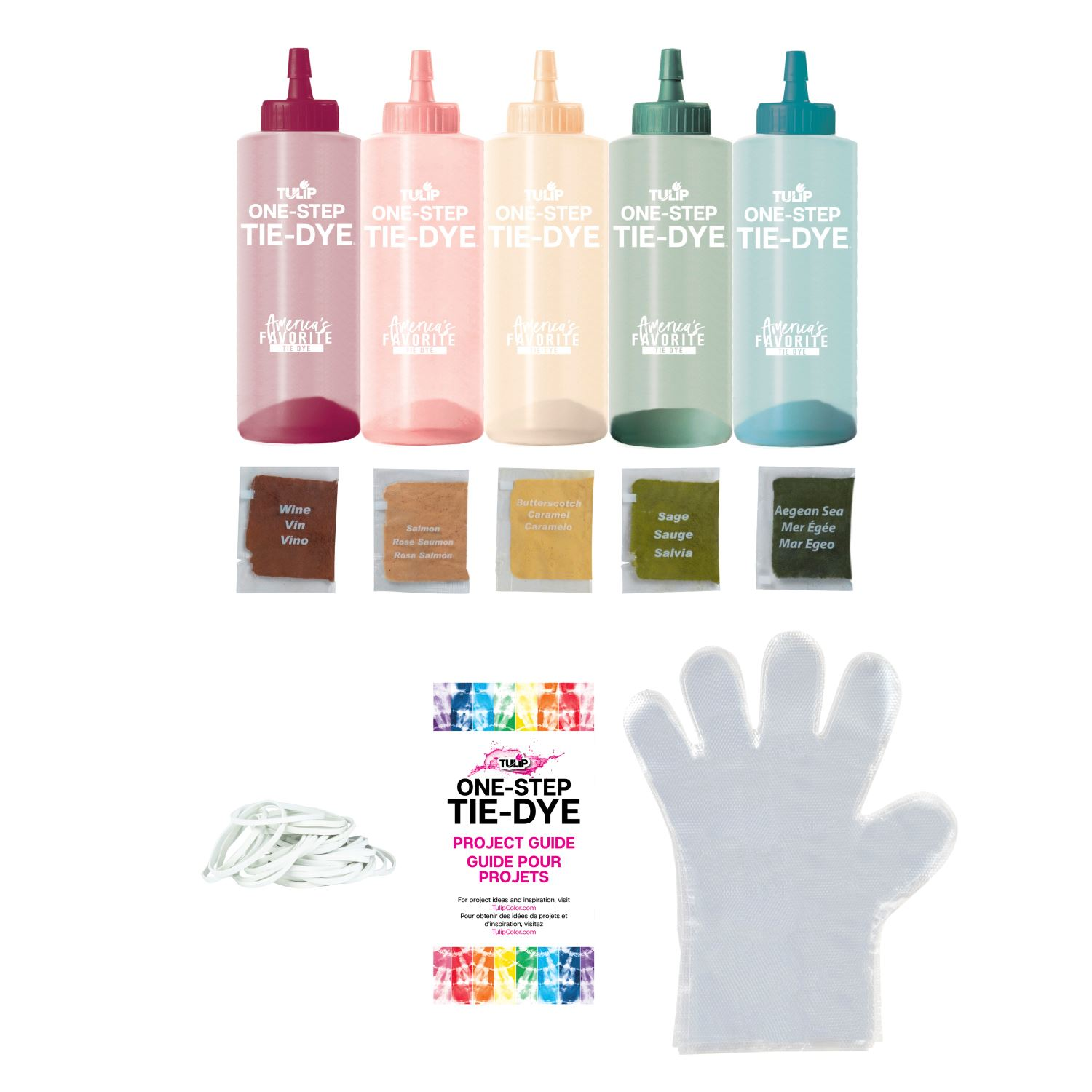 Picture of Wilderness 5-Color Tie-Dye Kit